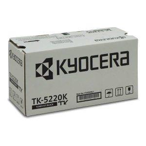 Kyocera Toner TK-5220K for M5521 _ P5021 Series- Yield - 1200