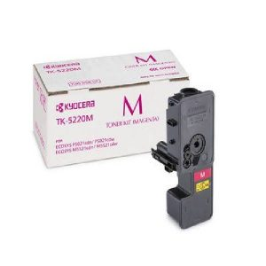 Kyocera Toner TK-5220M for M5521 _ P5021 Series- Yield - 1200_!