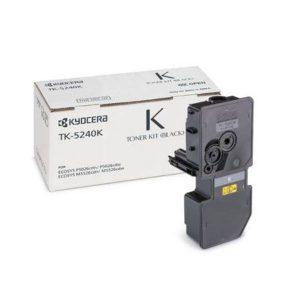 Kyocera Toner TK-5240K for M5526 P5026 Series- Yield - 4000