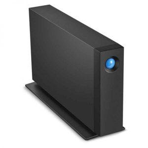 LaCie 10TB D2 Professional USB 3.1 Type C Black