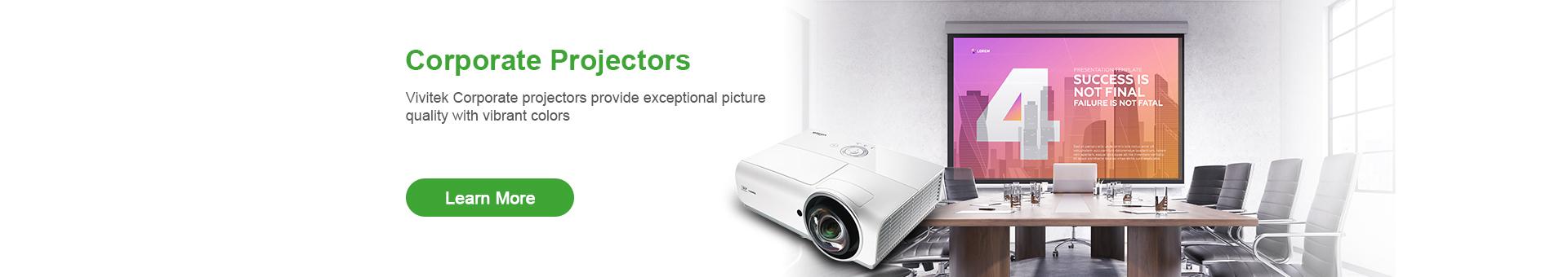 vivitek Corporate Projectors