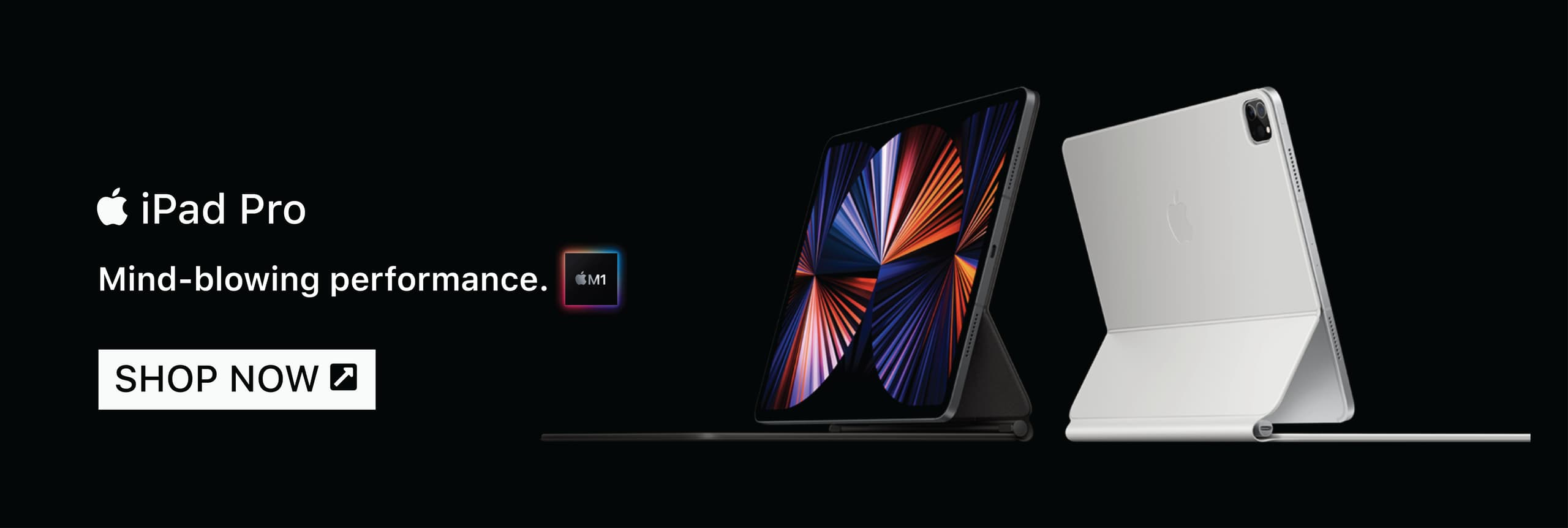 iPad Pro M1 Chip 2021