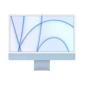 24 inch iMac 4.5K M1 8C CPU 7C GPU 256GB SSD Blue