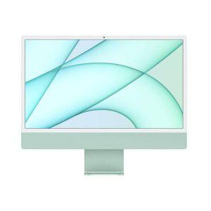 24 inch iMac 4.5K M1 8C CPU 7C GPU 256GB SSD Green