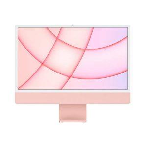 24 inch iMac 4.5K M1 8C CPU 7C GPU 256GB SSD Pink