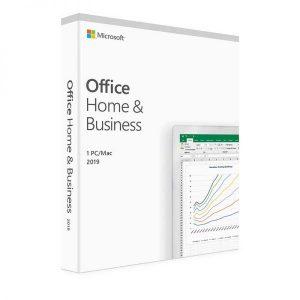 Microsoft Office Home & Business 2019 Mac