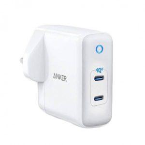 Anker Power Port III Duo 40W (20W+20W) -White